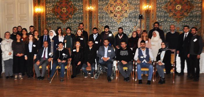 Özel Gereksinimli Suriyeli Öğrencilerin Yüksek Eğitime Erişimindeki Sorunları Konuşuldu
