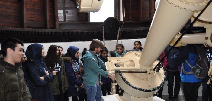 İstanbul Üniversitesi´nde 100 Saat Astronomi