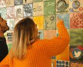 İletişim Fakültesi Seramikle Renklendi