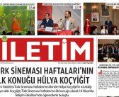 İletim Gazetesi Nisan 2018 Sayısı