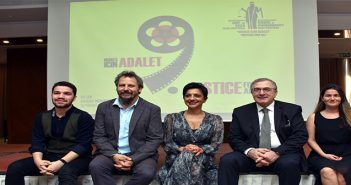9. Uluslararası Suç ve Ceza Film Festivali Basına Tanıtıldı