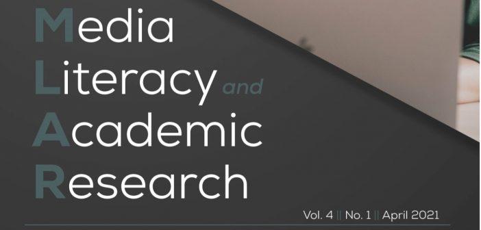 İstanbul Üniversitesi İletişim Fakültesi Akademisyenlerinden ESCI İndeksli Dergide Uluslararası Makale
