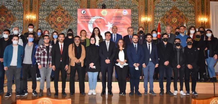 """""""100. Yıl Dönümünde Ankara İtilafnamesi ve Türk-Fransız İlişkileri"""" paneli gerçekleştirildi"""
